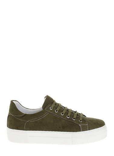 Derigo Bağcıklı Ayakkabı Haki